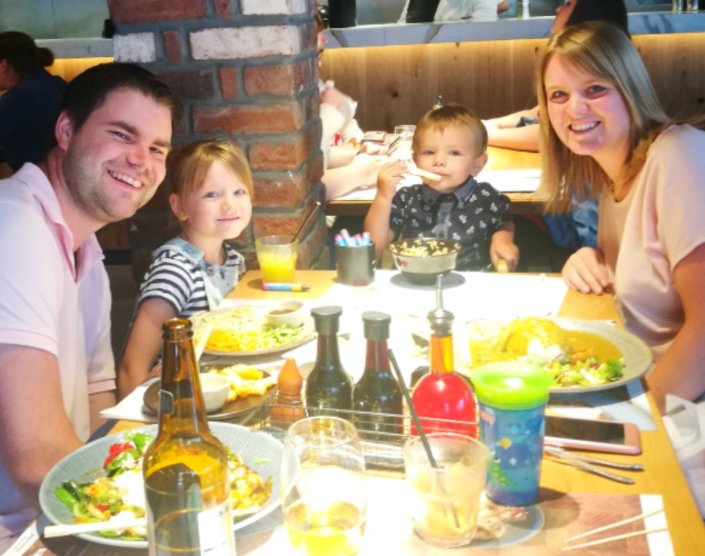 Wagamama- Suitable for a family meal? Find out in our full review