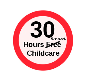"I am eligible for 30 hours ""free"" childcare but am being charged...why?"