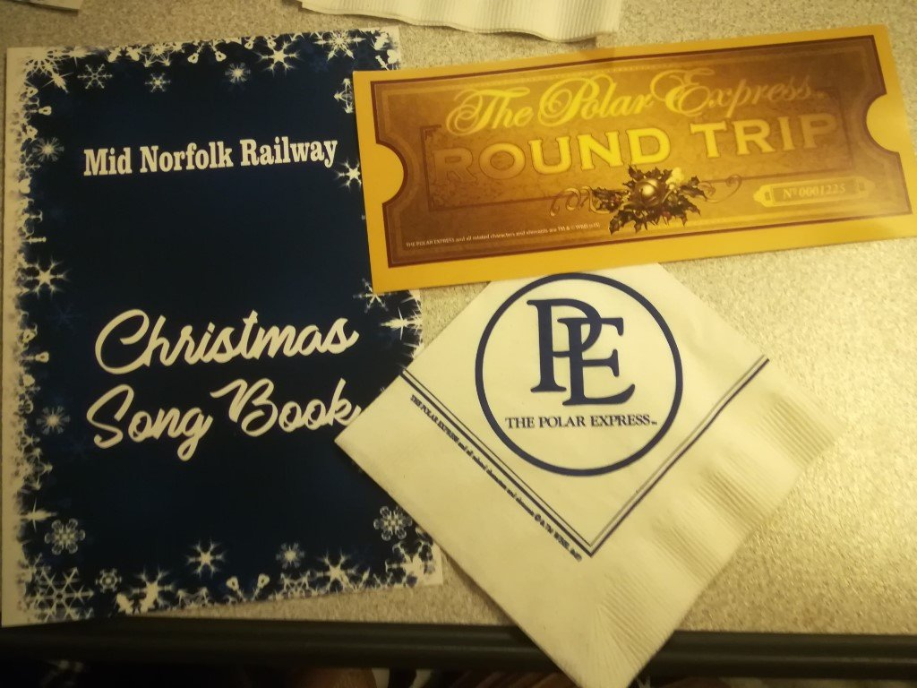 Review- Polar Express Train Ride at the Mid Norfolk Railway- WARNING CONTAINS SPOILERS